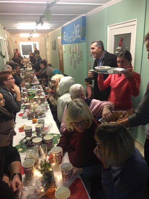 Weihnachtsessen Rostock.Spenden Ermöglichen Weihnachtsessen Für Obdachlose Gaben Der Hoffnung